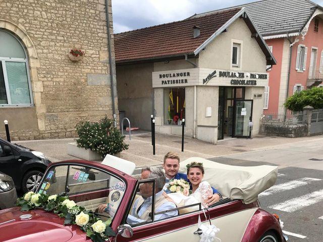 Le mariage de Arnaud et Aurlane à Saône, Doubs 9