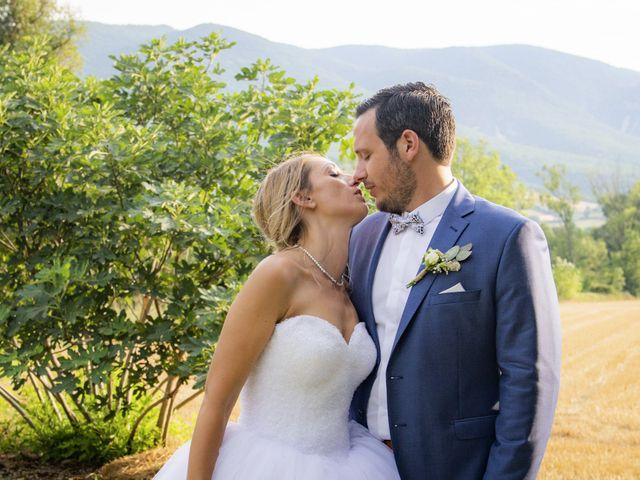 Le mariage de Alexandra et Benjamin
