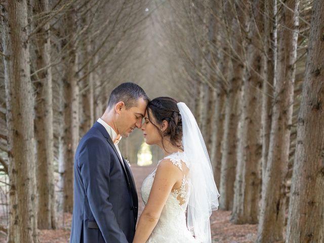 Le mariage de Alexandre et Anaïs à Bouaye, Loire Atlantique 8