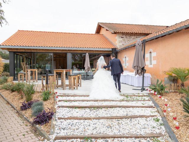 Le mariage de Alexandre et Anaïs à Bouaye, Loire Atlantique 12