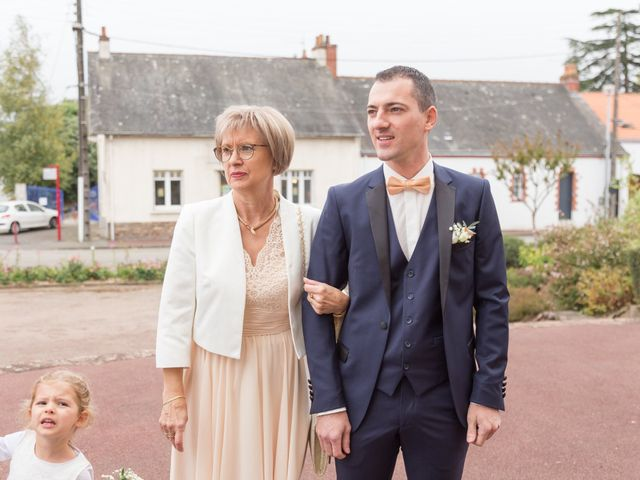 Le mariage de Alexandre et Anaïs à Bouaye, Loire Atlantique 24