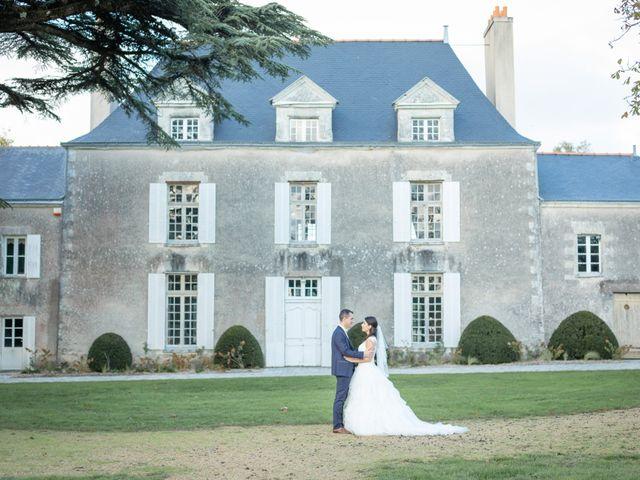 Le mariage de Alexandre et Anaïs à Bouaye, Loire Atlantique 45