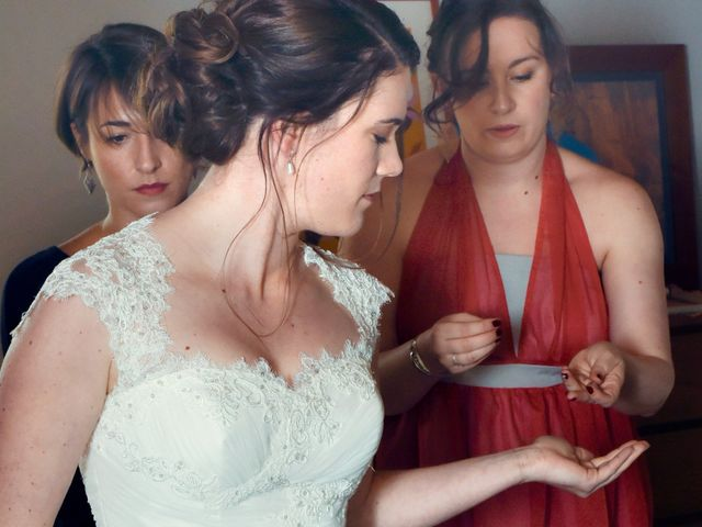 Le mariage de Fabrice et Lily à Locmaria-Plouzané, Finistère 1
