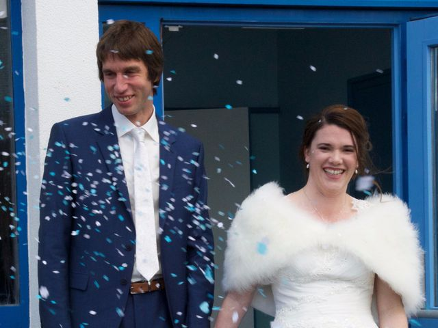 Le mariage de Fabrice et Lily à Locmaria-Plouzané, Finistère 5