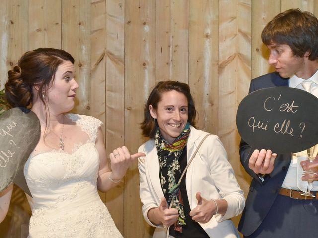 Le mariage de Fabrice et Lily à Locmaria-Plouzané, Finistère 6