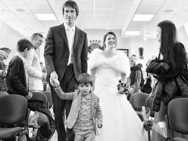 Le mariage de Fabrice et Lily à Locmaria-Plouzané, Finistère 13