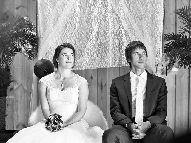 Le mariage de Fabrice et Lily à Locmaria-Plouzané, Finistère 14