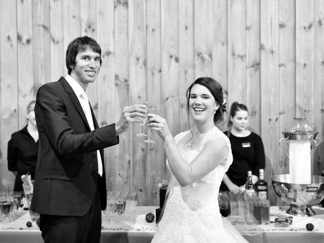 Le mariage de Fabrice et Lily à Locmaria-Plouzané, Finistère 15