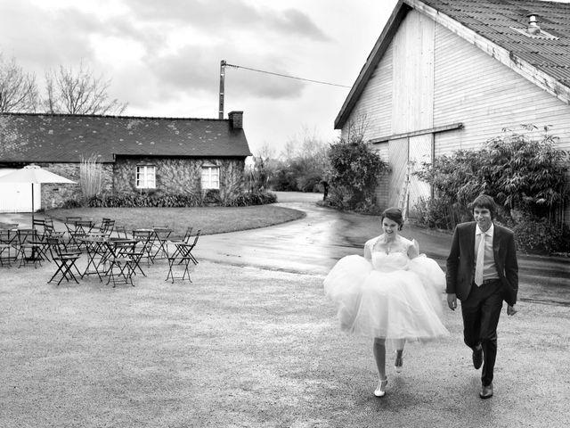 Le mariage de Fabrice et Lily à Locmaria-Plouzané, Finistère 16