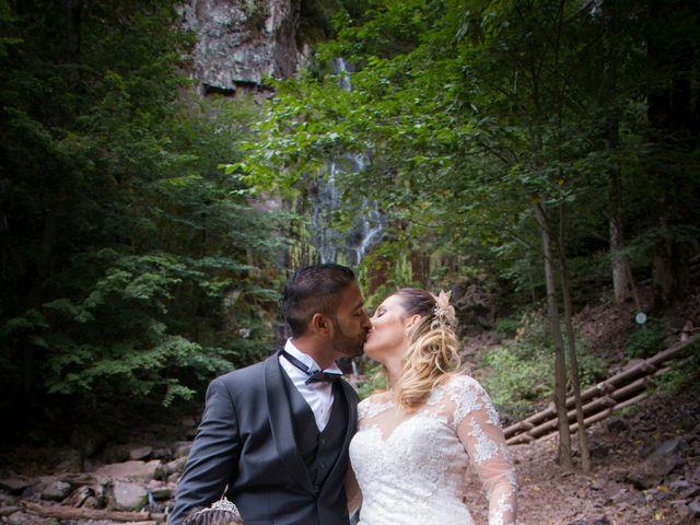 Le mariage de Nawez et Manon à Strasbourg, Bas Rhin 3