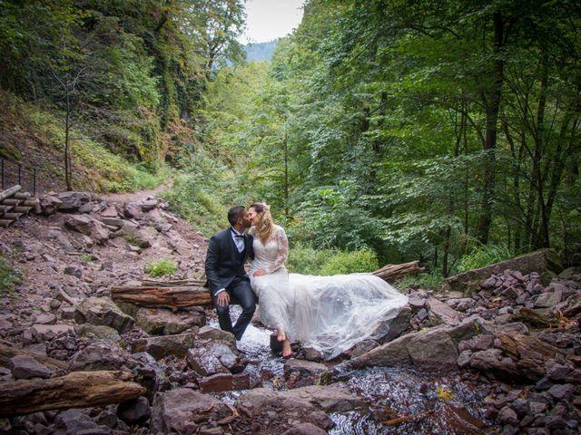 Le mariage de Nawez et Manon à Strasbourg, Bas Rhin 14