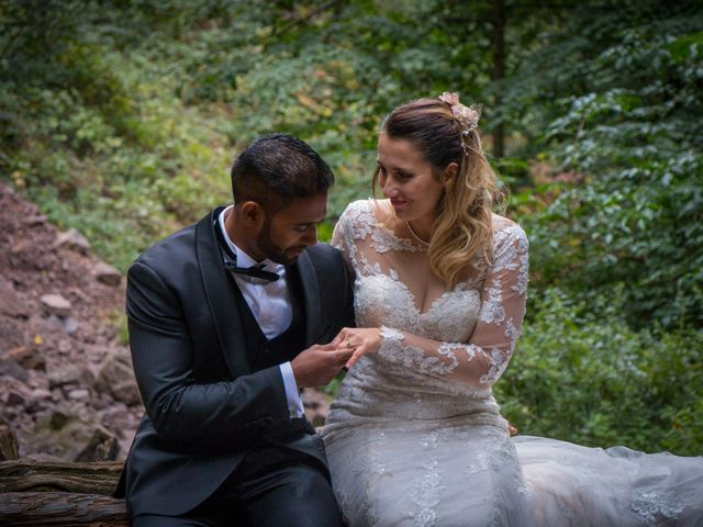 Le mariage de Nawez et Manon à Strasbourg, Bas Rhin 15