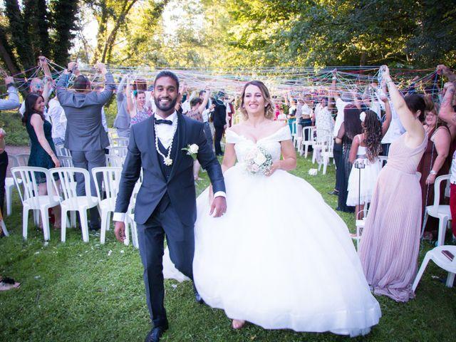 Le mariage de Nawez et Manon à Strasbourg, Bas Rhin 36