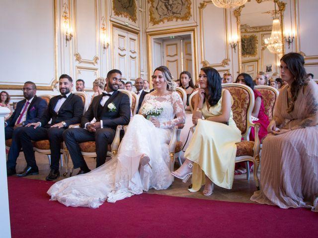 Le mariage de Nawez et Manon à Strasbourg, Bas Rhin 26
