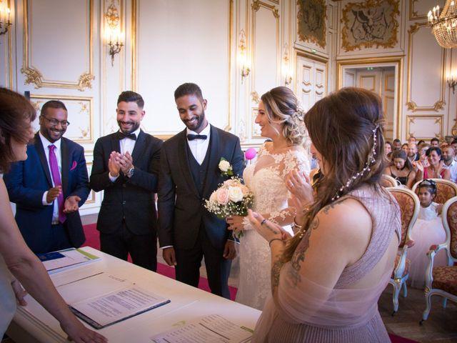 Le mariage de Nawez et Manon à Strasbourg, Bas Rhin 27