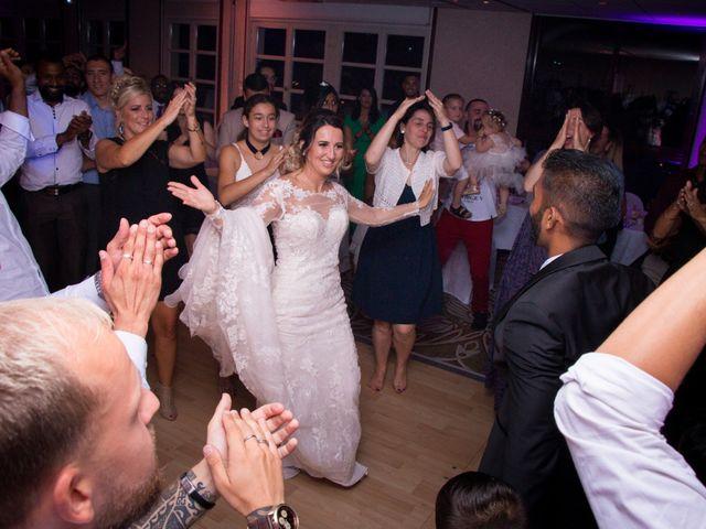 Le mariage de Nawez et Manon à Strasbourg, Bas Rhin 42