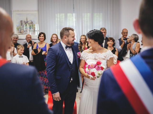 Le mariage de Caroline et Jeremie