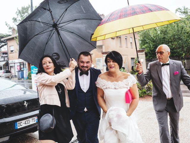Le mariage de Jeremie et Caroline à Aucamville, Haute-Garonne 22
