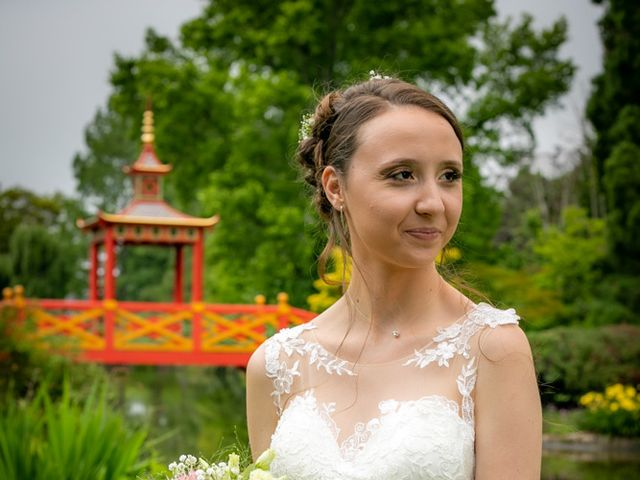Le mariage de Theo et Maëlee à Nevers, Nièvre 10