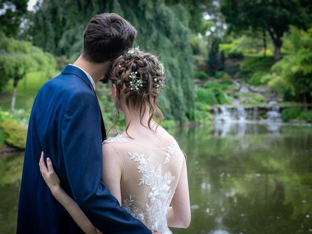 Le mariage de Theo et Maëlee à Nevers, Nièvre 12