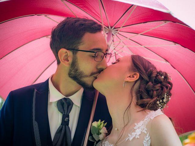 Le mariage de Theo et Maëlee à Nevers, Nièvre 14