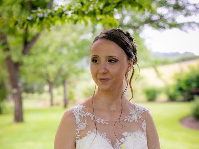 Le mariage de Theo et Maëlee à Nevers, Nièvre 1