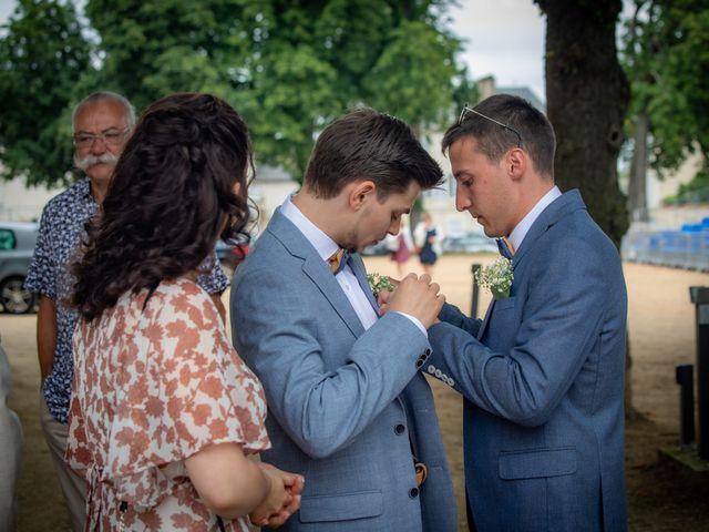 Le mariage de Theo et Maëlee à Nevers, Nièvre 22