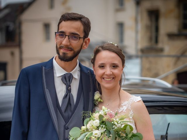 Le mariage de Theo et Maëlee à Nevers, Nièvre 24