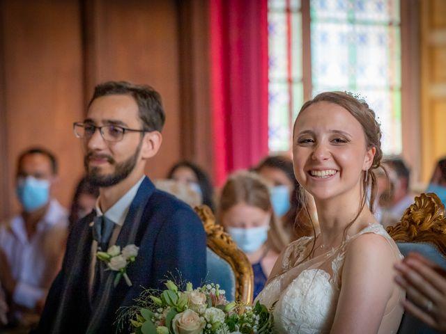 Le mariage de Theo et Maëlee à Nevers, Nièvre 28