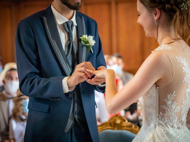 Le mariage de Theo et Maëlee à Nevers, Nièvre 30