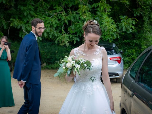 Le mariage de Theo et Maëlee à Nevers, Nièvre 39