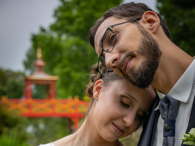 Le mariage de Theo et Maëlee à Nevers, Nièvre 41