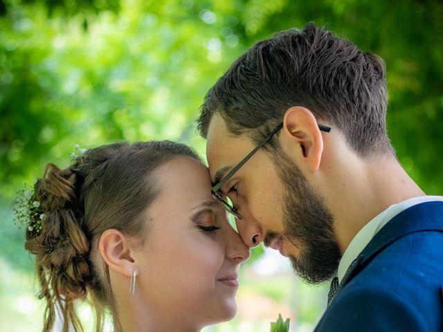 Le mariage de Theo et Maëlee à Nevers, Nièvre 45