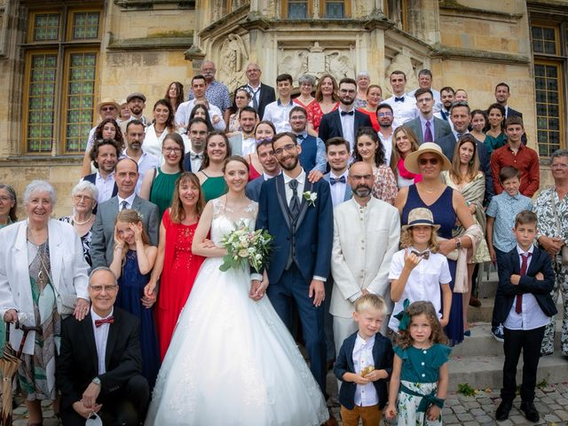 Le mariage de Theo et Maëlee à Nevers, Nièvre 48