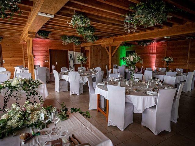 Le mariage de Theo et Maëlee à Nevers, Nièvre 50