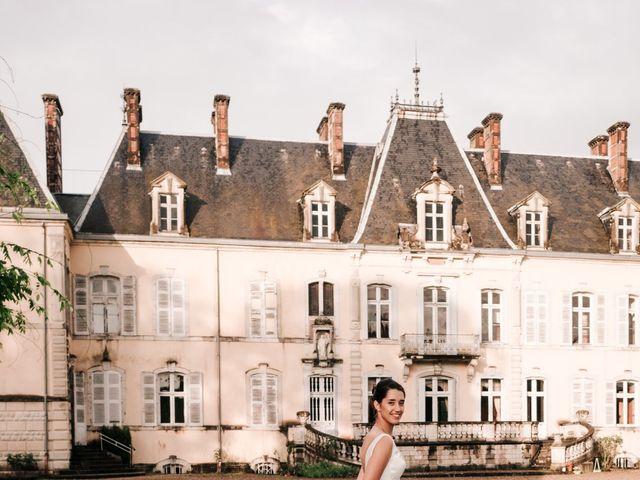 Le mariage de Félix et Ocèane à Gray, Haute-Saône 12