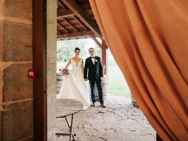 Le mariage de Félix et Ocèane à Gray, Haute-Saône 15