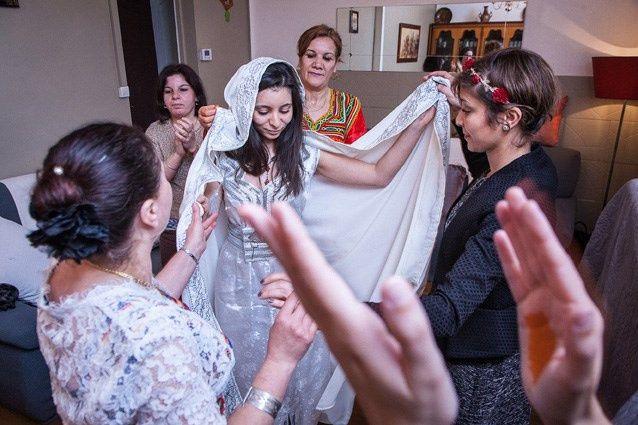 Le mariage de Kemal et Nadjiba à Clichy, Hauts-de-Seine 11