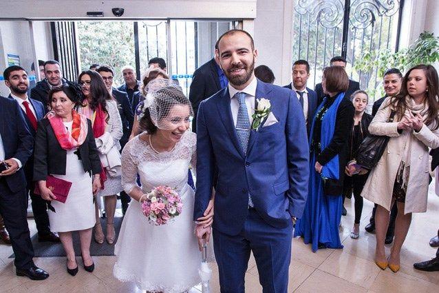 Le mariage de Kemal et Nadjiba à Clichy, Hauts-de-Seine 23