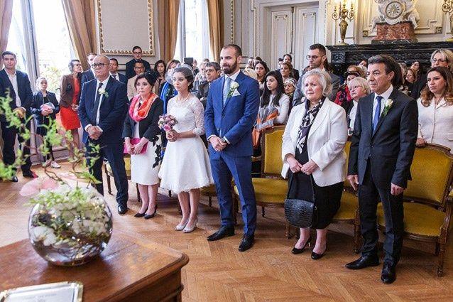 Le mariage de Kemal et Nadjiba à Clichy, Hauts-de-Seine 27