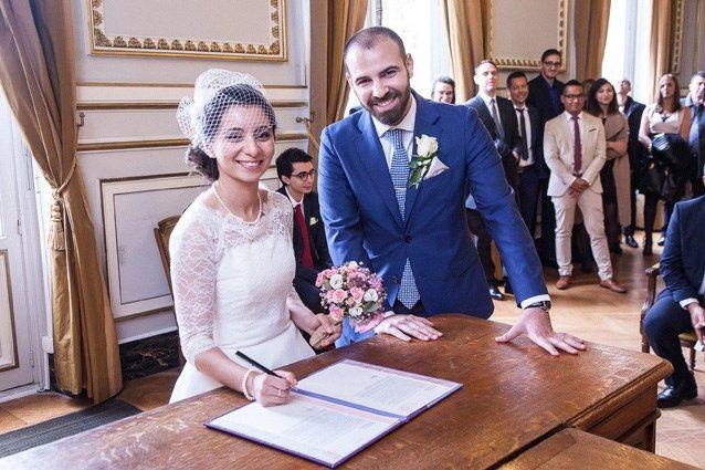 Le mariage de Kemal et Nadjiba à Clichy, Hauts-de-Seine 28