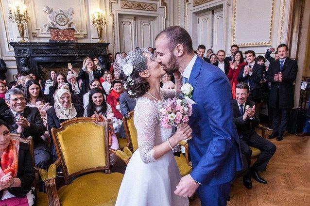 Le mariage de Kemal et Nadjiba à Clichy, Hauts-de-Seine 30