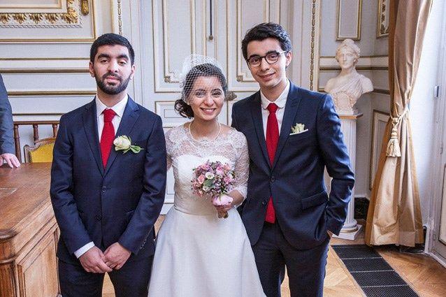Le mariage de Kemal et Nadjiba à Clichy, Hauts-de-Seine 32