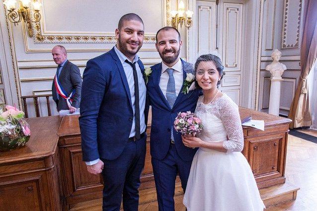Le mariage de Kemal et Nadjiba à Clichy, Hauts-de-Seine 33