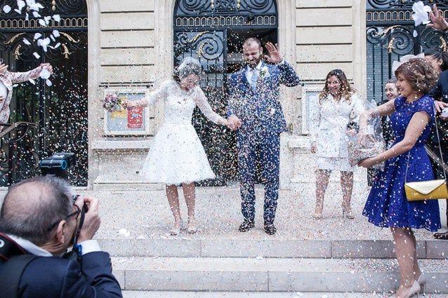 Le mariage de Kemal et Nadjiba à Clichy, Hauts-de-Seine 34