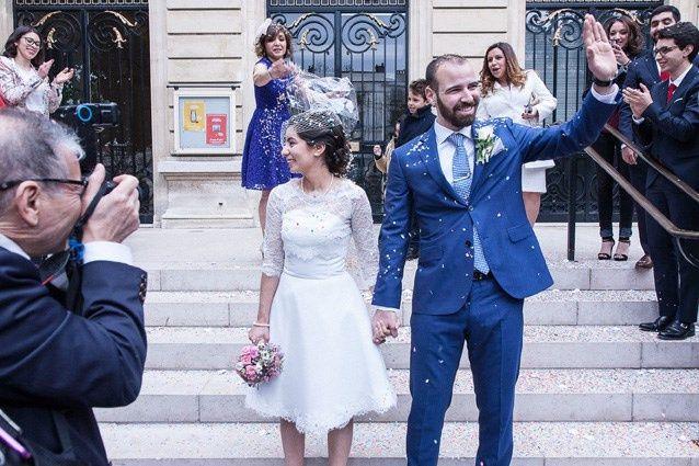 Le mariage de Kemal et Nadjiba à Clichy, Hauts-de-Seine 35