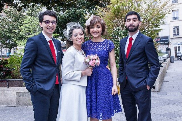 Le mariage de Kemal et Nadjiba à Clichy, Hauts-de-Seine 39