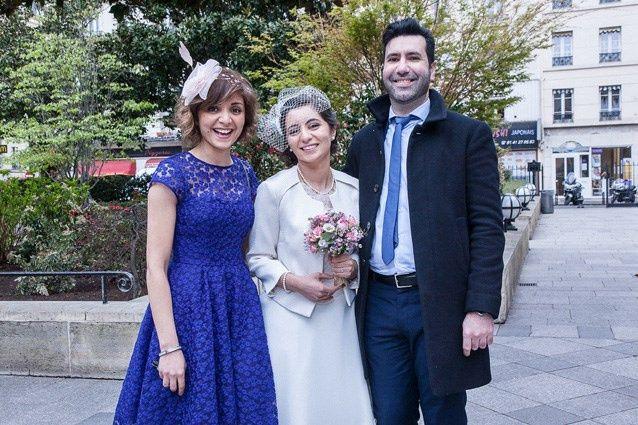 Le mariage de Kemal et Nadjiba à Clichy, Hauts-de-Seine 41