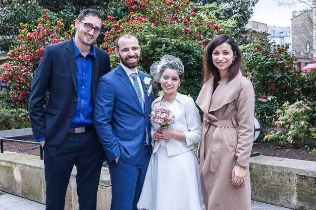 Le mariage de Kemal et Nadjiba à Clichy, Hauts-de-Seine 42