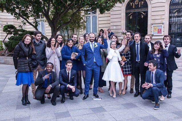 Le mariage de Kemal et Nadjiba à Clichy, Hauts-de-Seine 44